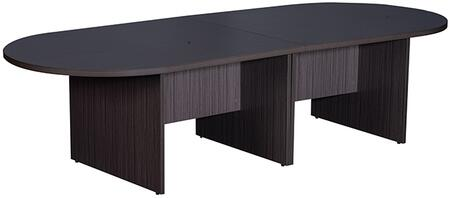 N137-DW 10Ft Race Track Conference Table  In