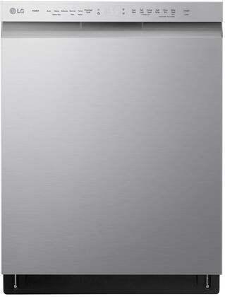 LG  ADFD5448AT Built-In Dishwasher Stainless Steel, ADFD5448AT Front Control Dishwasher