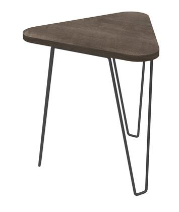 Ideaz International Fleming 24812TW End Table Brown, Main Image