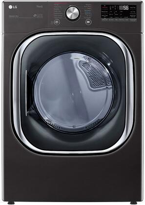 LG  DLGX4501B Gas Dryer Black, DLGX4501B Gas Dryer