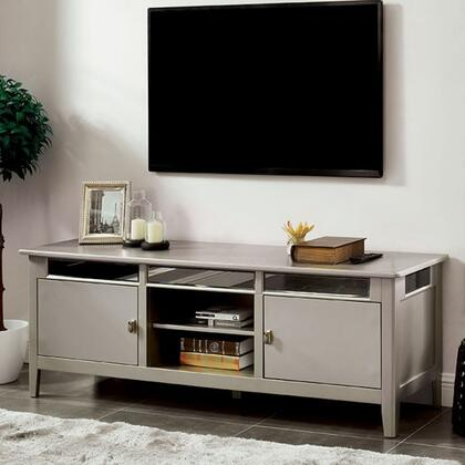 Furniture of America Xaviera CM5202TV 52 in. and Up TV Stand , Main Image