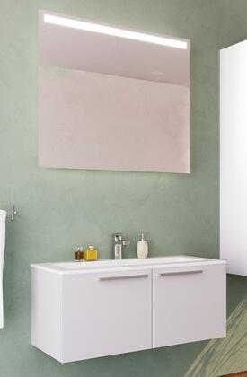 Casa Mare Aspe ASPE80GW32 Sink Vanity White, Main Image