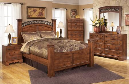 Signature Design by Ashley Timberline 4 Piece Queen Size Bedroom Set