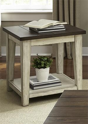 Liberty Furniture Lancaster 612OT1020 End Table Multi Colored, Main Image