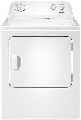 Whirlpool  WED4616FW Electric Dryer White, Main Image