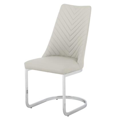 3000002-G Kyla Chair Set of 4  in