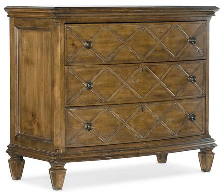 Hooker Furniture Ballantyne 58409001780 Chest of Drawer, Silo Image