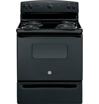 GE  JBS10DFBB Freestanding Electric Range Black, 1
