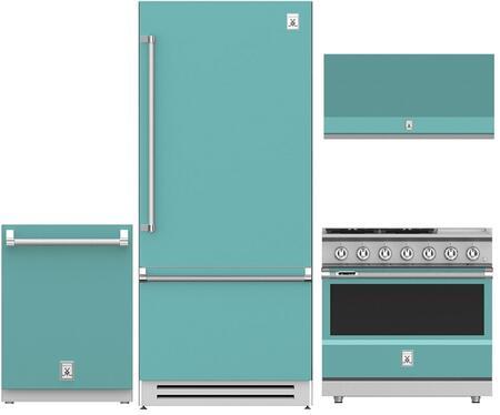 Hestan  963979 Kitchen Appliance Package Blue, 1