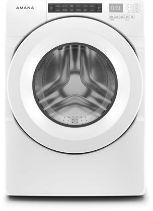NFW5800HW 27″ Front Load Washer with 4.3 cu. ft. Capacity  Energy Star  Sanitize Cycle with Oxi  Automatic Fabric Softener Dispenser  Stainless Steel