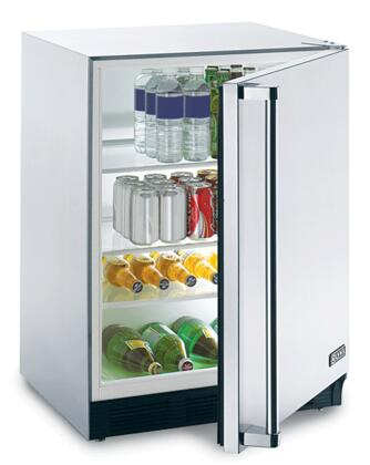 Lynx  L24REF Compact Refrigerator Stainless Steel, 1
