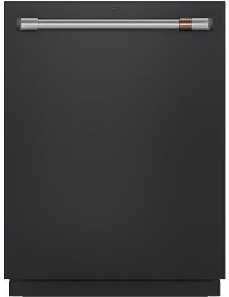 Cafe Customizable Professional Collection CDT845P3ND1 Built-In Dishwasher Black, Main Image