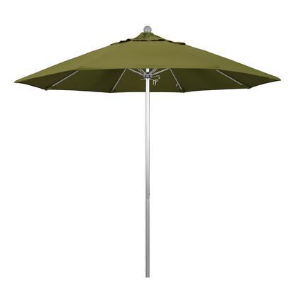 California Umbrella Venture ALTO908002SA21 Outdoor Umbrella Green, ALTO908002-SA21Main Image