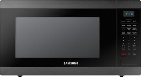 Samsung  MS19M8000AG Countertop Microwave Black Stainless Steel, Main Image
