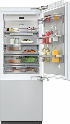 Miele MasterCool KF2801Vi Bottom Freezer Refrigerator Panel Ready, KF 2801 Vi Bottom Freezer Refrigerator