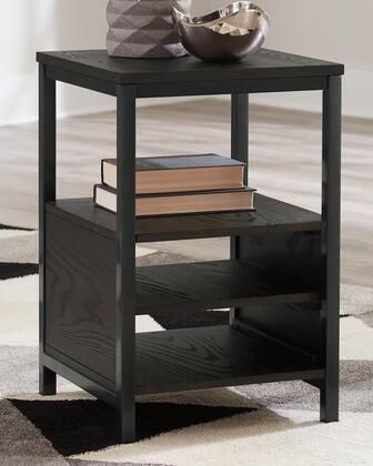 Signature Design by Ashley Airdon T3947 End Table Brown, Lifestyle