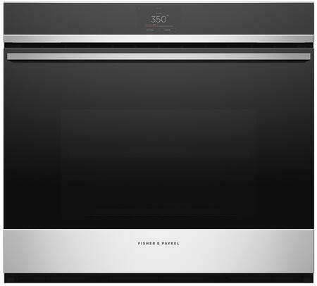 Fisher Paykel Contemporary OB30SDPTX1 Single Wall Oven Stainless Steel, OB30SDPTX1 Contemporary Single Wall Oven