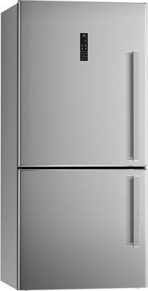 Bertazzoni Professional REF31BMXL Bottom Freezer Refrigerator Stainless Steel, REF31BMXL 31 inch Freestanding Bottom Mount
