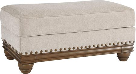 Signature Design by Ashley Harleson 1510414 Living Room Ottoman Beige, Main Image