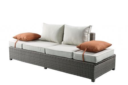 HomeRoots  318797 Living Room Ottoman , 318797 1
