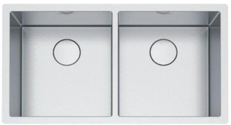 Franke PS2X1201616 Sink Stainless Steel, Main Image