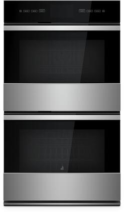 Jenn-Air NOIR JJW3830IM Double Wall Oven Stainless Steel, JJW3830IM NOIR Double Wall Oven