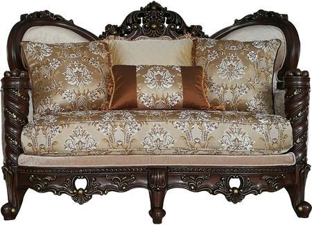 Acme Furniture Devayne 50686 Loveseat White, 1