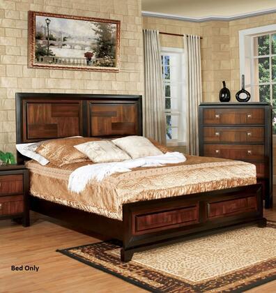 Furniture of America Patra CM7152CKBED Bed, 1