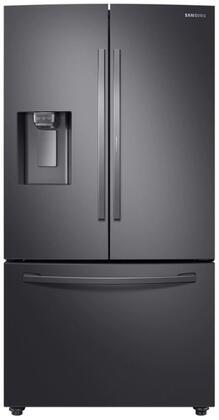 Samsung RF28R6301SG 36 3-Door French Door Refrigerator with 27.8 cu. ft. Capacity, Food Showcase Door, AutoFill Water Pitcher, Twin Cooling Plus