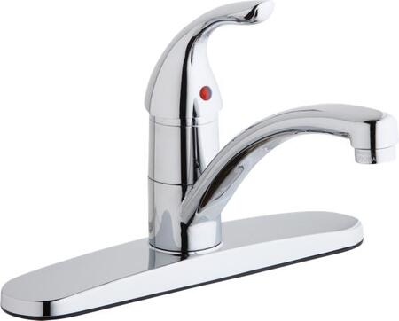 Elkay LK1000CR Faucet Silver, Main Image