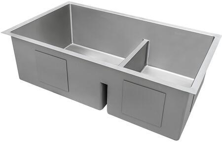 Ruvati Gravena RVH7255 Sink Stainless Steel, 1