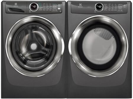 Electrolux  903988 Washer & Dryer Set Slate, 1