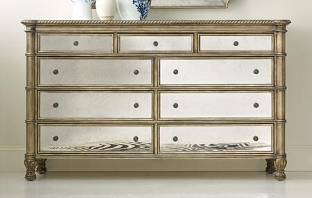 Hooker Furniture Melange 63890902 Dresser Gold, Main Image