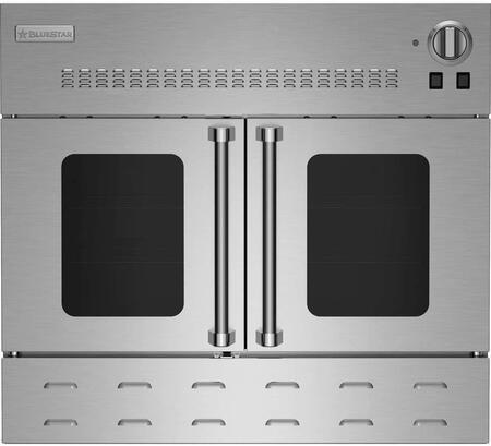 BlueStar  BWO36AGSLCFPLT Single Wall Oven Custom Color, BWO36AGS 2