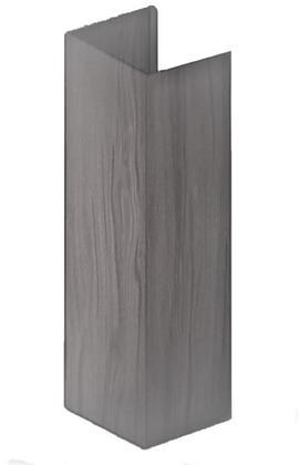 ZLINE  321GGE Chimney Extension Slate, Main Image
