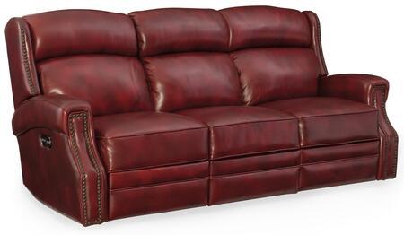 Hooker Furniture Carlisle SS460P3165 Motion Sofa Red, ujyhvldj1uiffmzp1e1t