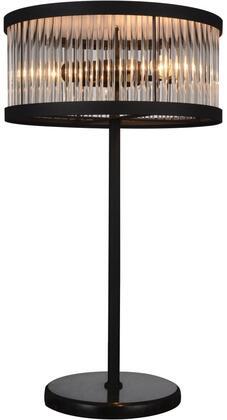 Acme Furniture Aven 40104 Table Lamp Black, 1