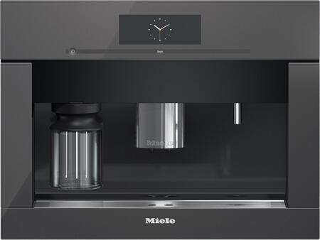 Miele  CVA6805GRGR Built-In Coffee System Gray, Main Image