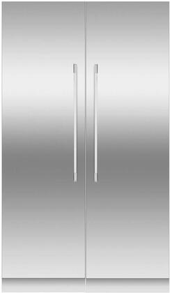 Fisher Paykel  966288 Column Refrigerator & Freezer Set Stainless Steel, Main image