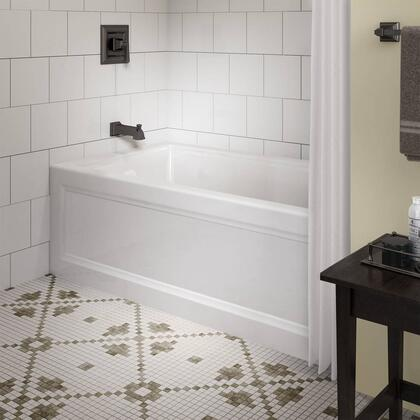 Town Square S 2544202.020 60″ x 32″ Bathtub with Left Drain  in