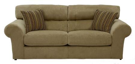 Jackson Furniture Mesa 436603191536250529 Stationary Sofa Brown, Main Image