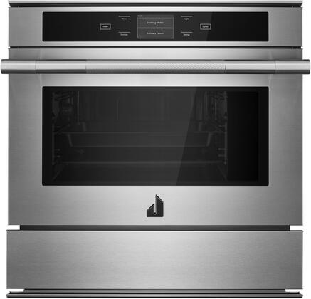 Jenn-Air Rise JJW6024HL Single Wall Oven Stainless Steel, JJW6024HL RISE Steam Oven