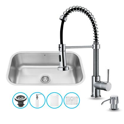 Vigo VG15053 Sinks and Faucets, VG15053