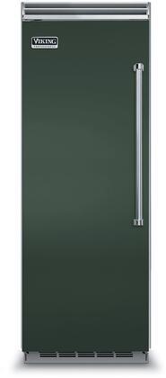Viking 5 Series VCRB5303LBF Column Refrigerator Green, VCRB5303LBF All Refrigerator