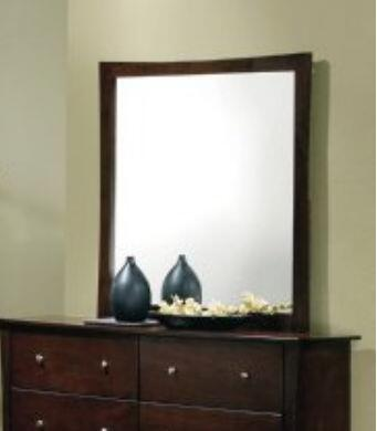 Myco Furniture Milano ML3586M Mirror, 1