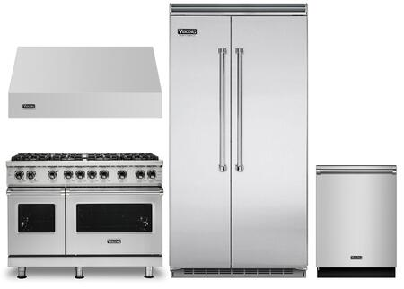 Viking 1124922 Kitchen Appliance Package & Bundle Stainless Steel, main image