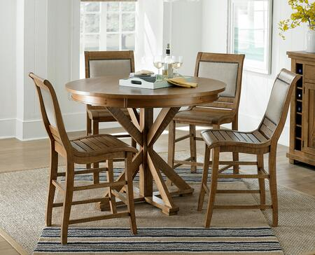 Progressive Furniture Willow Dining Table P80815b15t Distressed Pine Appliances Connection