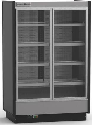 Hydra-Kool  KGVMR2R Display and Merchandising Refrigerator Black, KGVMR2R High Volume Grab-N-Go Case