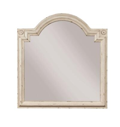 Southbury Collection 513-040 BUREAU MIRROR in Wirebrushed