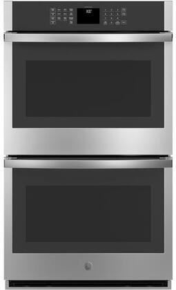 GE  JTD3000SNSS Double Wall Oven Stainless Steel, Main Image